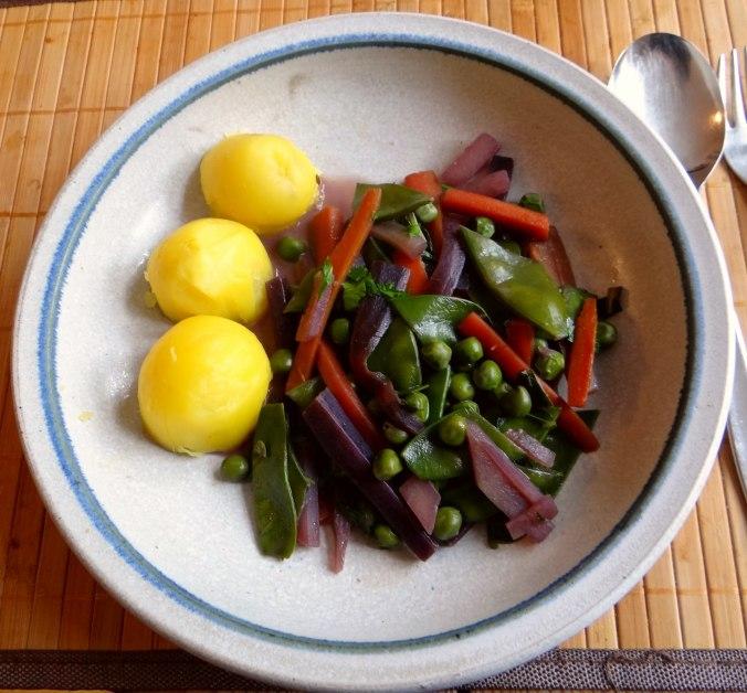 Gemischtes Gemüse (14)