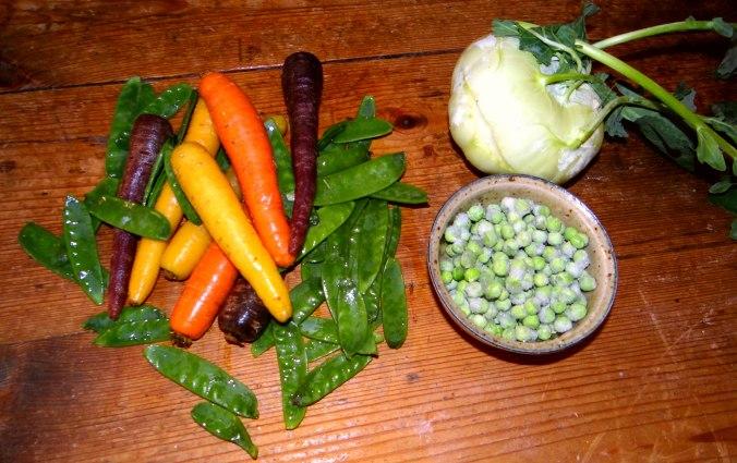 Gemischtes Gemüse (4)