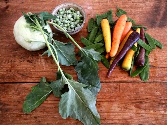 Gemischtes Gemüse (7)