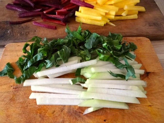 Gemischtes Gemüse (9)
