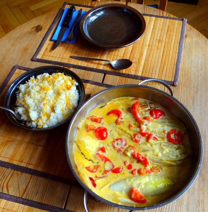Zitronen Chicoree und RiiJii Basmati (5)