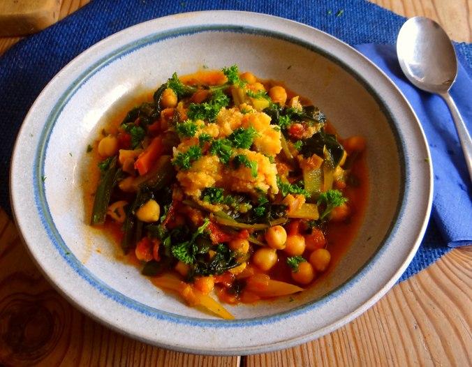 Gemüse Couscous (1)