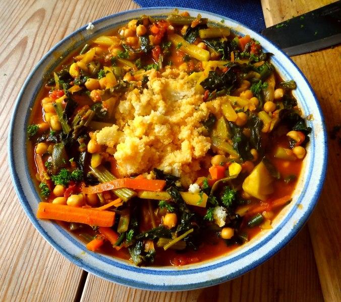 Gemüse Couscous (18)