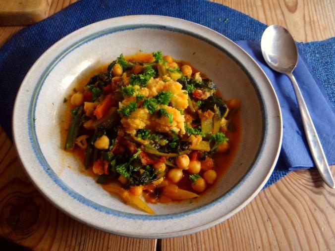 Gemüse Couscous (19)