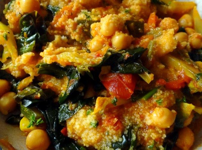 Gemüse Couscous (2)