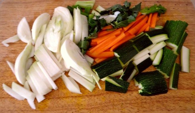 Gemüse Couscous (5)