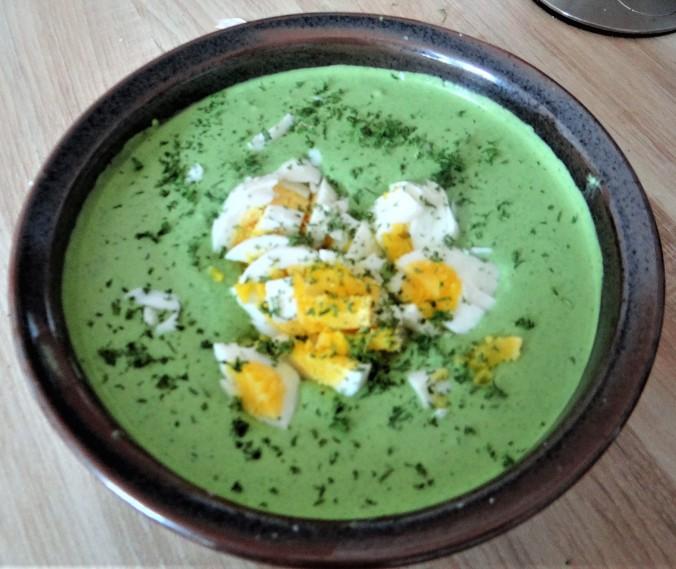 Grüne Soße mit Pellkartoffeln (10)