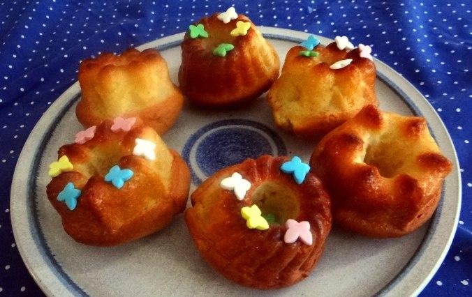 Zitronenkuchen-Muffins (9)