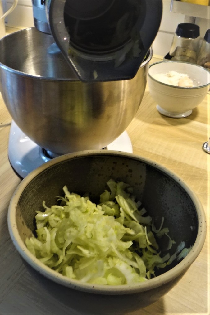 Biohähnchen mit buntem Salat (12)