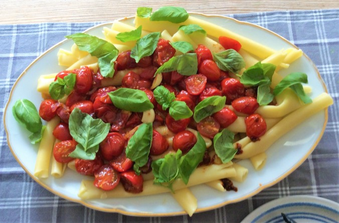 Candele,,gedünstete Tomaten (3)