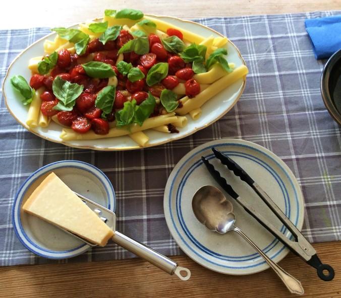 Candele,,gedünstete Tomaten (4)
