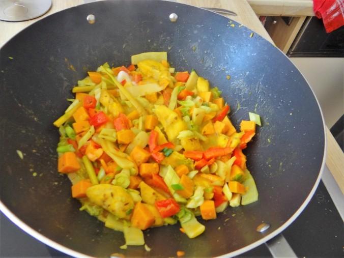 Kochbanane,Enoki,Süßkartoffel (10)