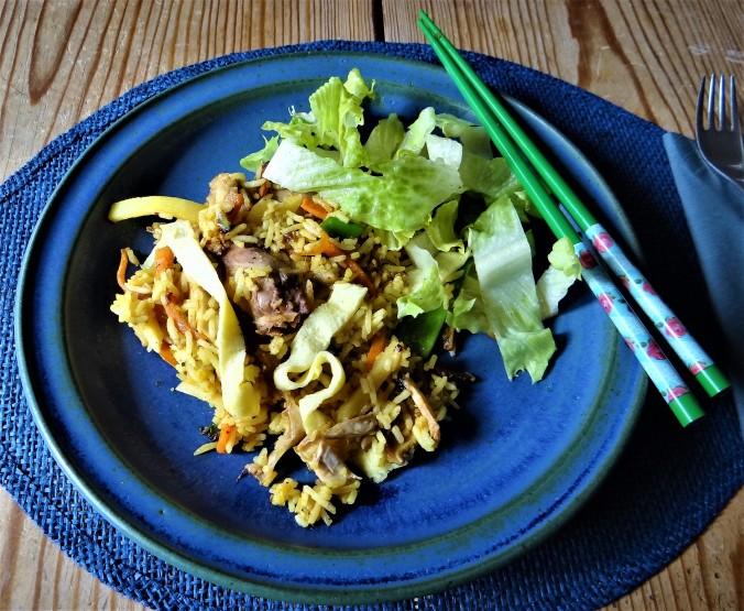 Nasi Goreng (2)